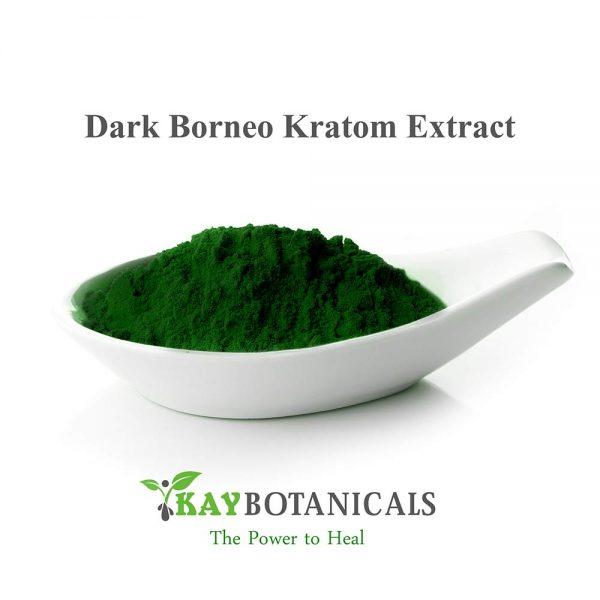 Dark Borneo Kratom Extract