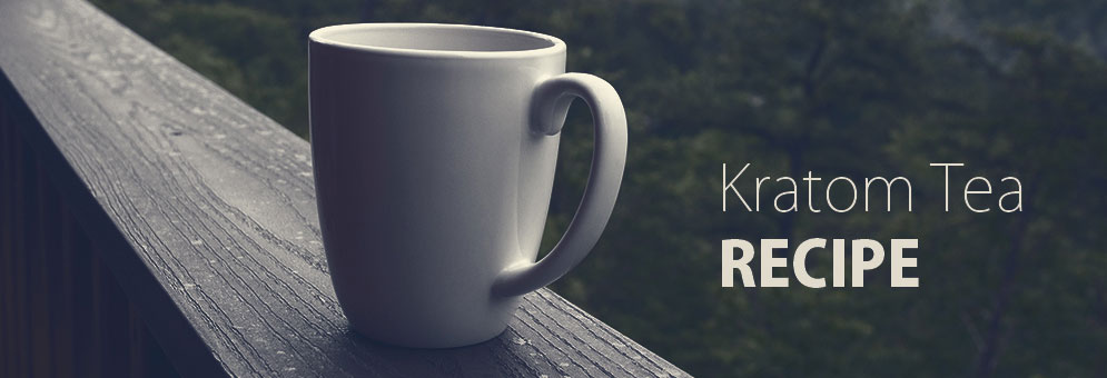 Kratom Tea Recipe - Kay Botanicals