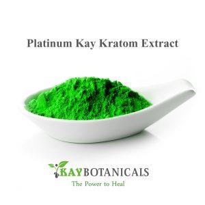 Platinum Kay Kratom Extract