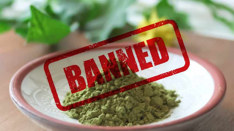Recommended Kratom Ban – How can we Stop It?