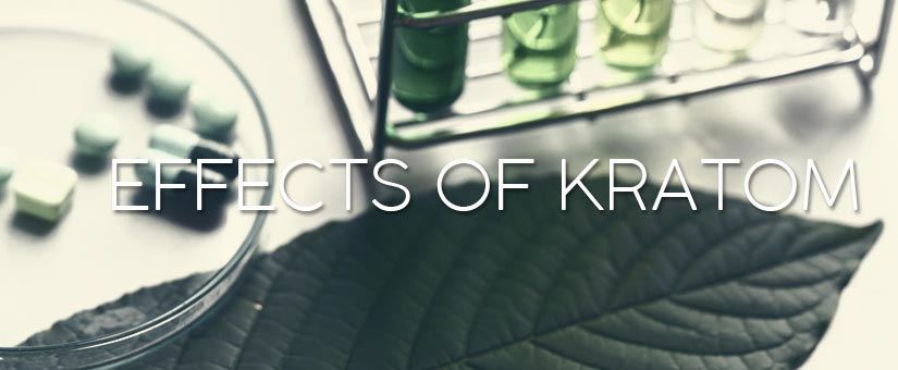 What are the Effects of Kratom