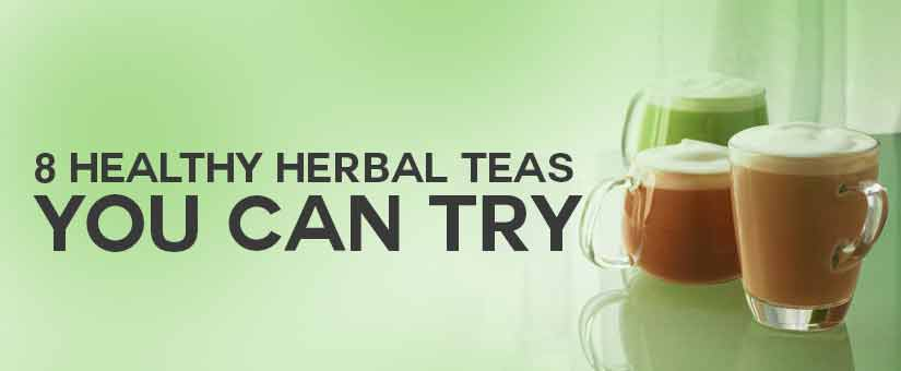 8-Healthy-Herbal-Teas-You-Can-Try