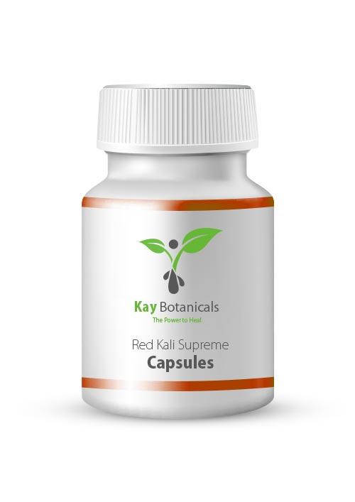 Red kali-supreme-kratom-capsules