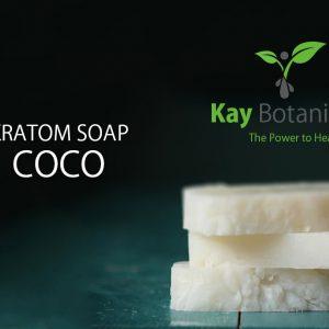 coco kratom soap