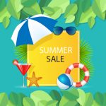 Summer sale is here